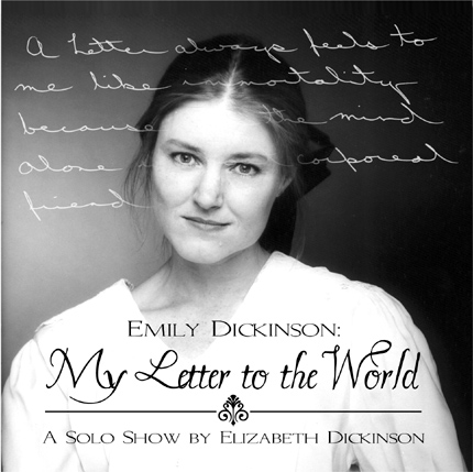 Dickinson My Letter to the World Audiobook Description